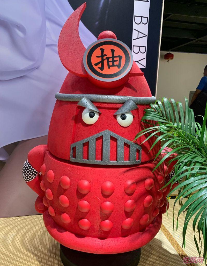 成人展好看吗?美女记者带你逛逛广州性文化节图片59
