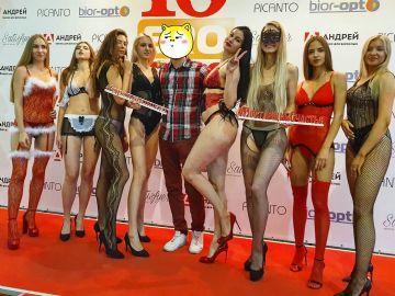 俄罗斯成人展高颜值模特走秀性感泛滥