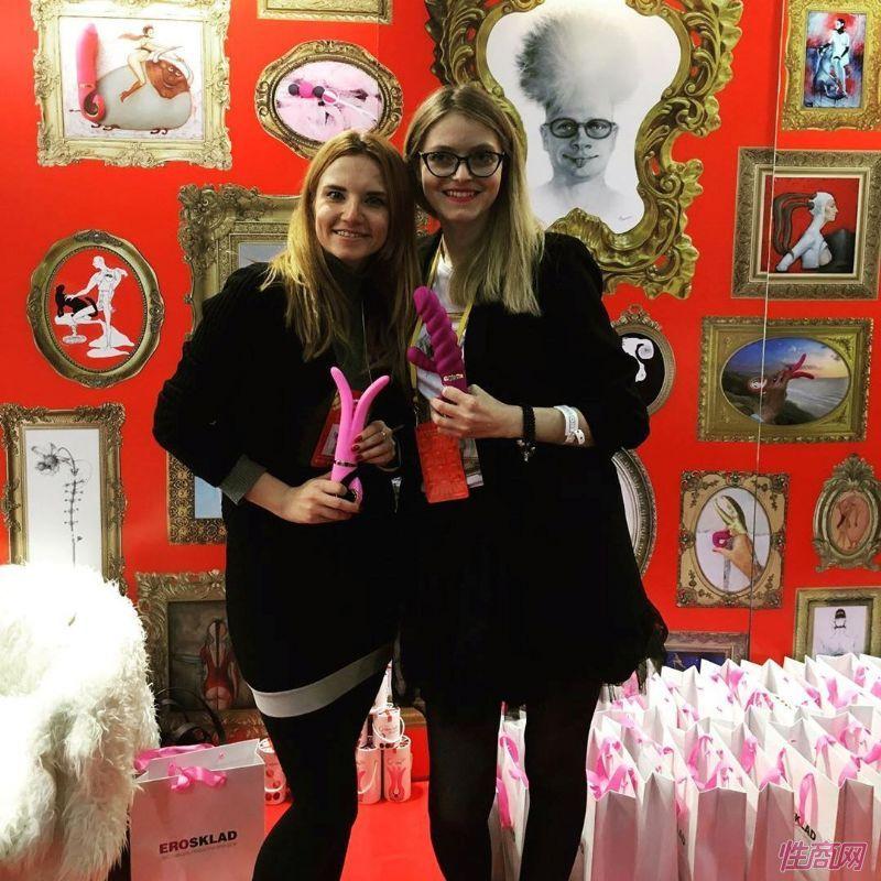 来自全球的商家参加俄罗斯成人展,有很多中国展商图片18