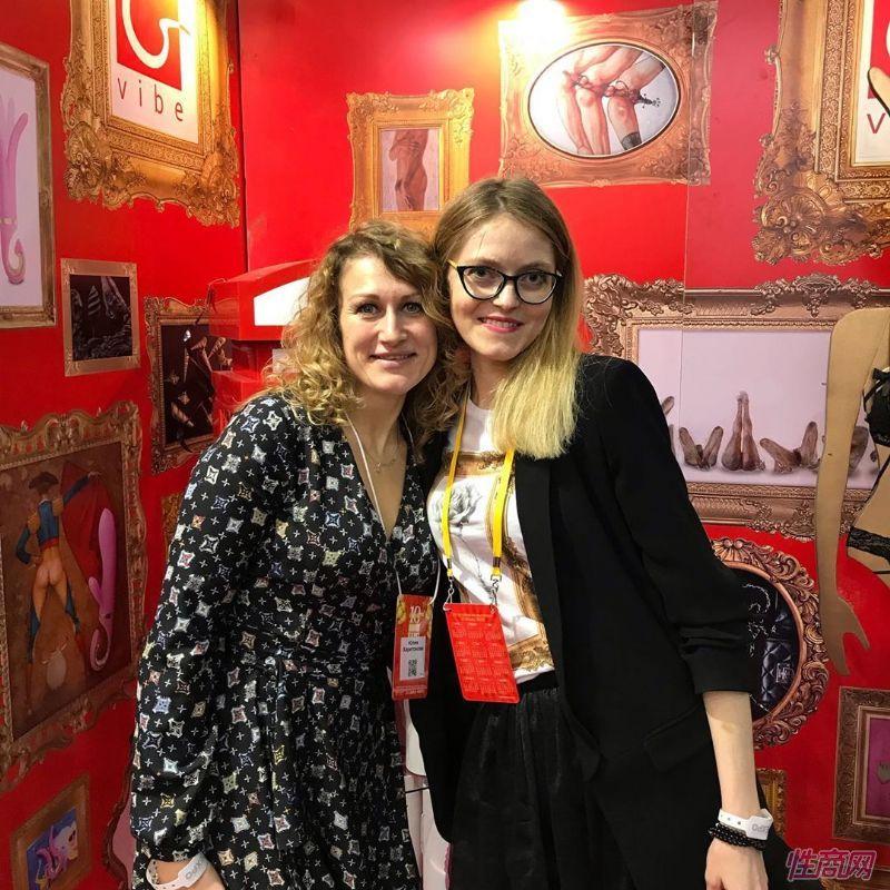 来自全球的商家参加俄罗斯成人展,有很多中国展商图片46
