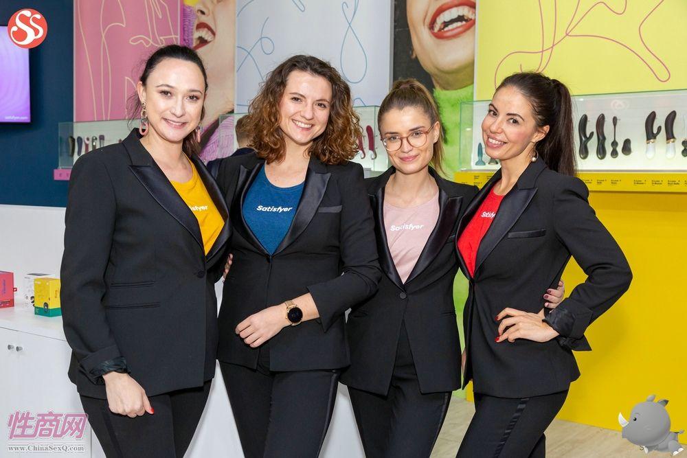 Satisfyer展区-俄罗斯成人展赞助商