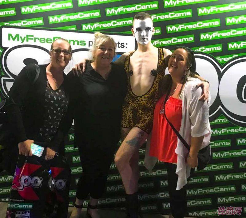 2019澳大利亚墨尔本成人展成为网红事件图片12