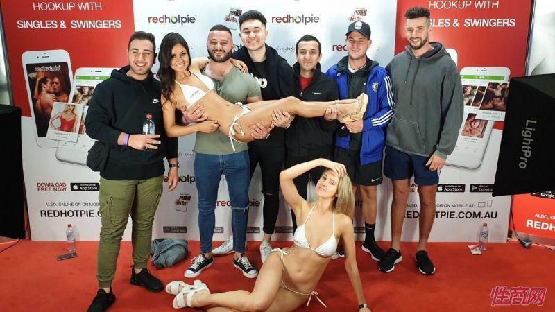 2019澳大利亚墨尔本成人展成为网红事件图片33