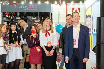 俄罗斯成人展剪彩、颁奖仪式、行业论坛图片1