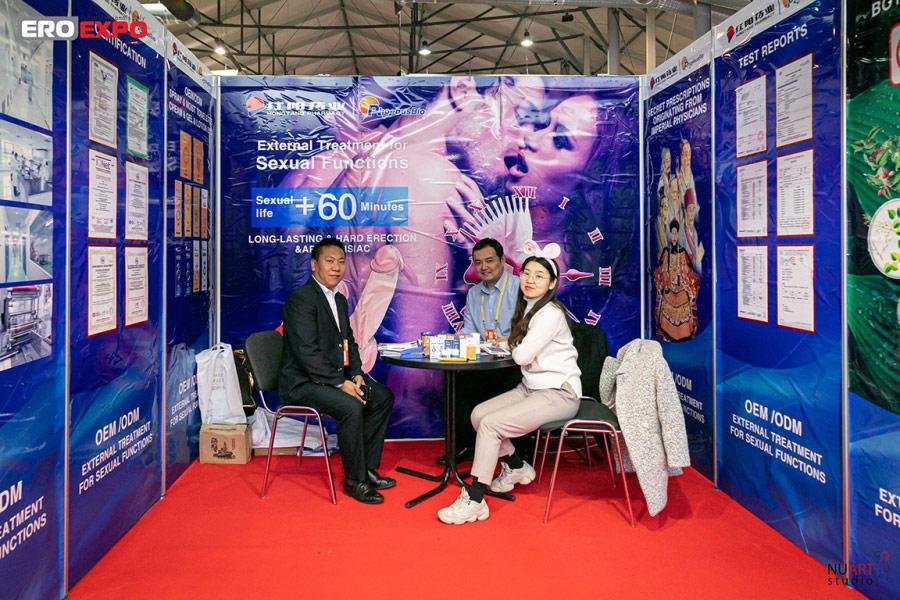 2019俄罗斯成人展展商05