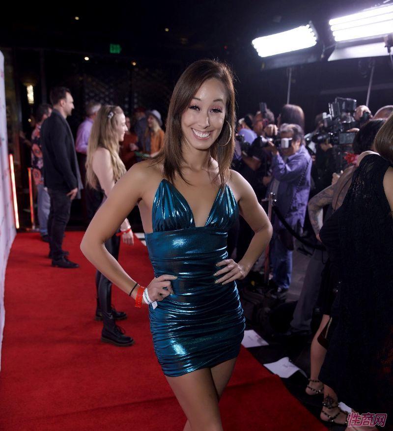 2020成人影视奥斯卡美国AVN大奖提名新人辈出 [多图]图片21
