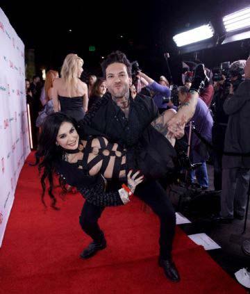 2020成人影视奥斯卡美国AVN大奖提名新人辈出 [多图]