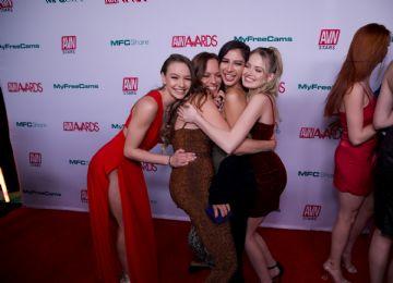 群星闪耀成人影视奥斯卡AVN大奖提名晚会 [多图]图片4