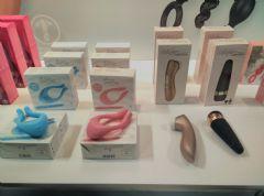 Satisfyer经典款吮吸振动器和双人共振玩具