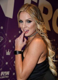 拉斯维加斯成人展AVNShow-成人影星 (12)