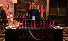 Luxuria玩具展台