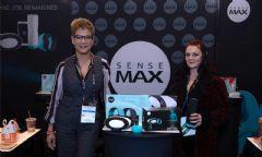 SenseMax公司VR产品展台