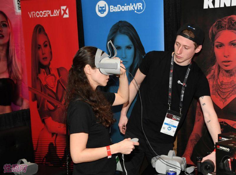 美女体验VR产品