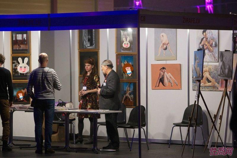2019拉脱维亚成人展Erots:参展企业图片23