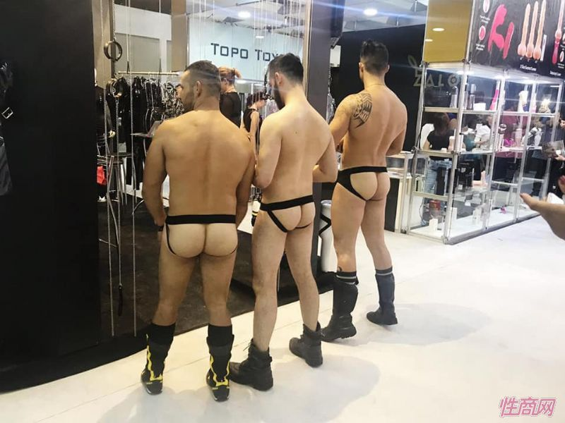 男同情趣用品展商