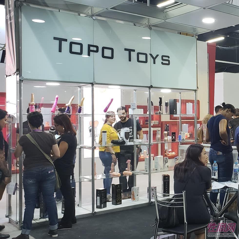 TopoToys展台