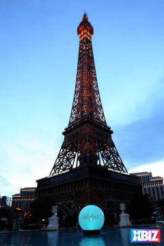 今年展会在拉斯维加斯巴黎赌场度假酒店举办