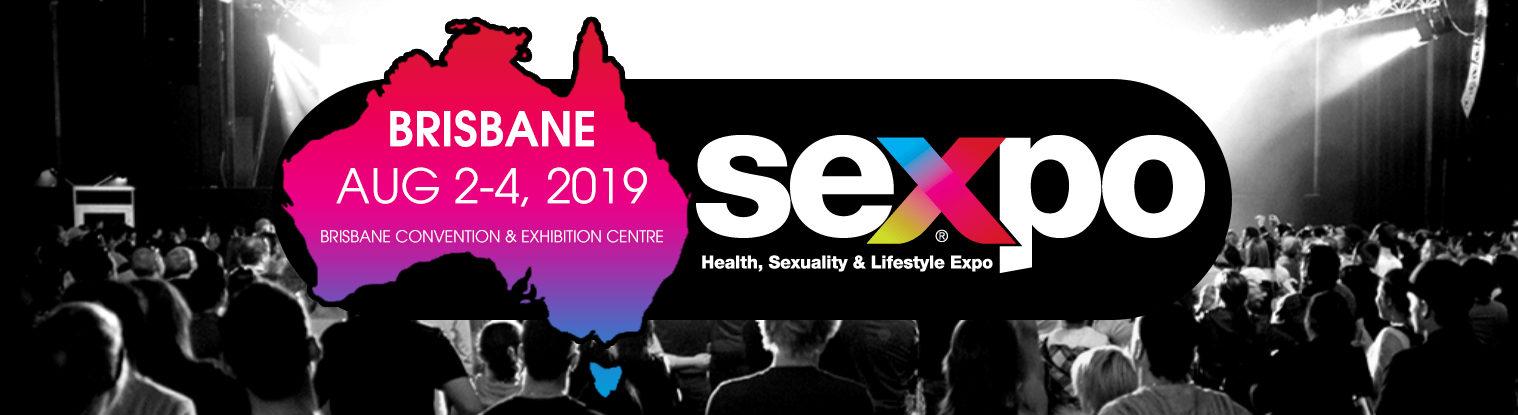 2019澳大利亚布里斯班成人展Sexpo横幅banner