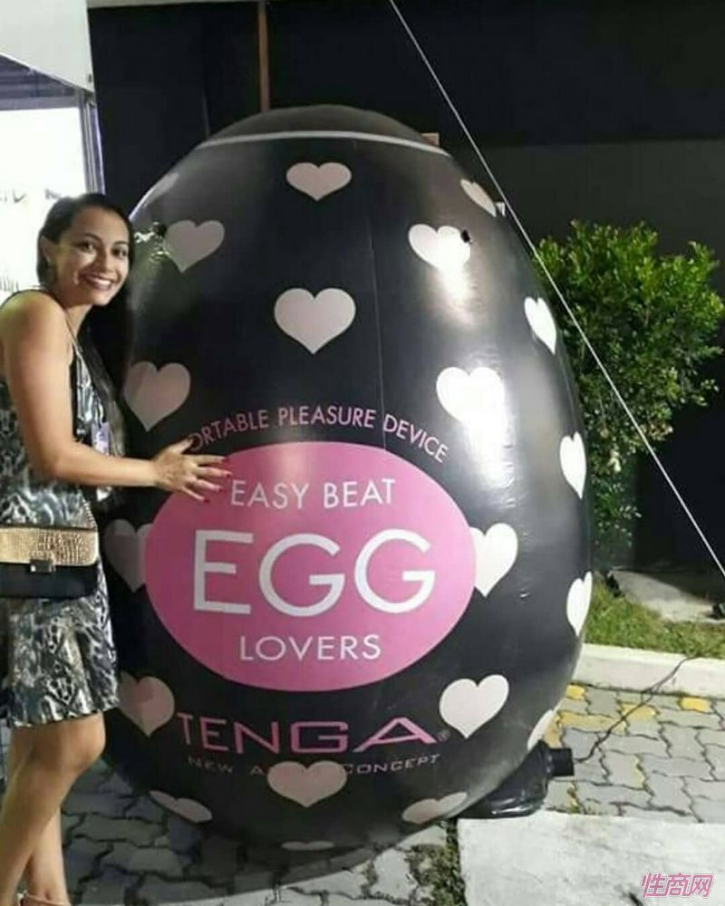 Tenga的巨型情趣蛋