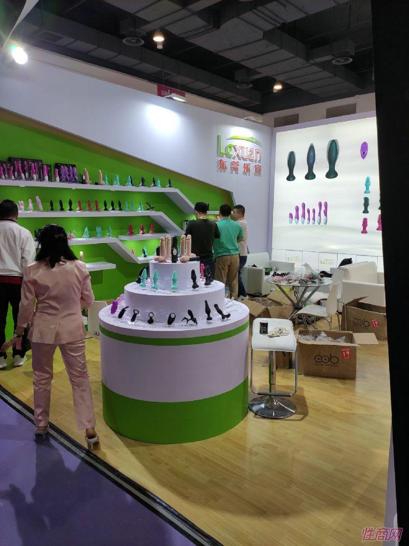 19上海成人展-展会现场 (4)