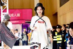 2019上海成人展图片报道:美女模特