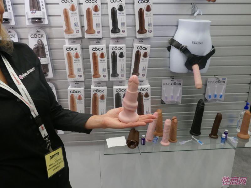 展商推荐女用仿真玩具