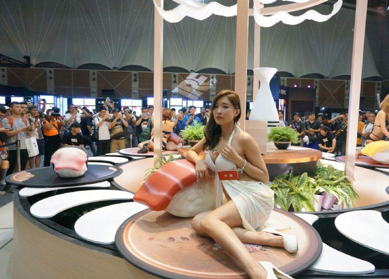 台北国际成人展8月2日开幕,上届精彩回顾图片2