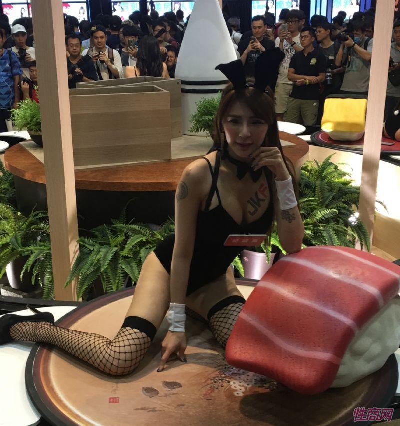 台北国际成人展8月2日开幕,上届精彩回顾图片8