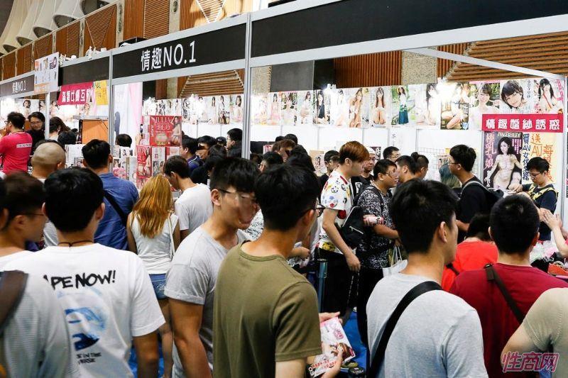 台北国际成人展8月2日开幕,上届精彩回顾图片15