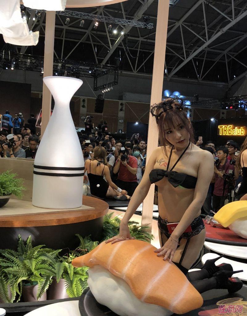 台北国际成人展8月2日开幕,上届精彩回顾图片19