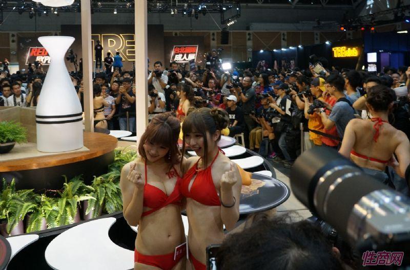 台北国际成人展8月2日开幕,上届精彩回顾图片28