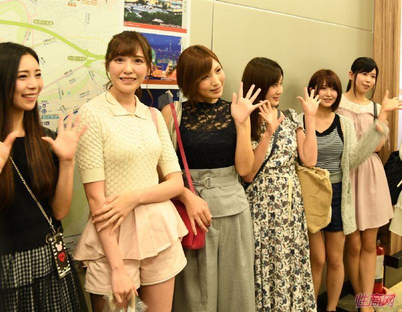 各位日本女优嘉宾的日常