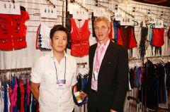 来自中国的情趣内衣展商