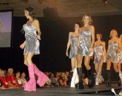 2007美国秋季情趣内衣展ILS情趣内衣秀图片3