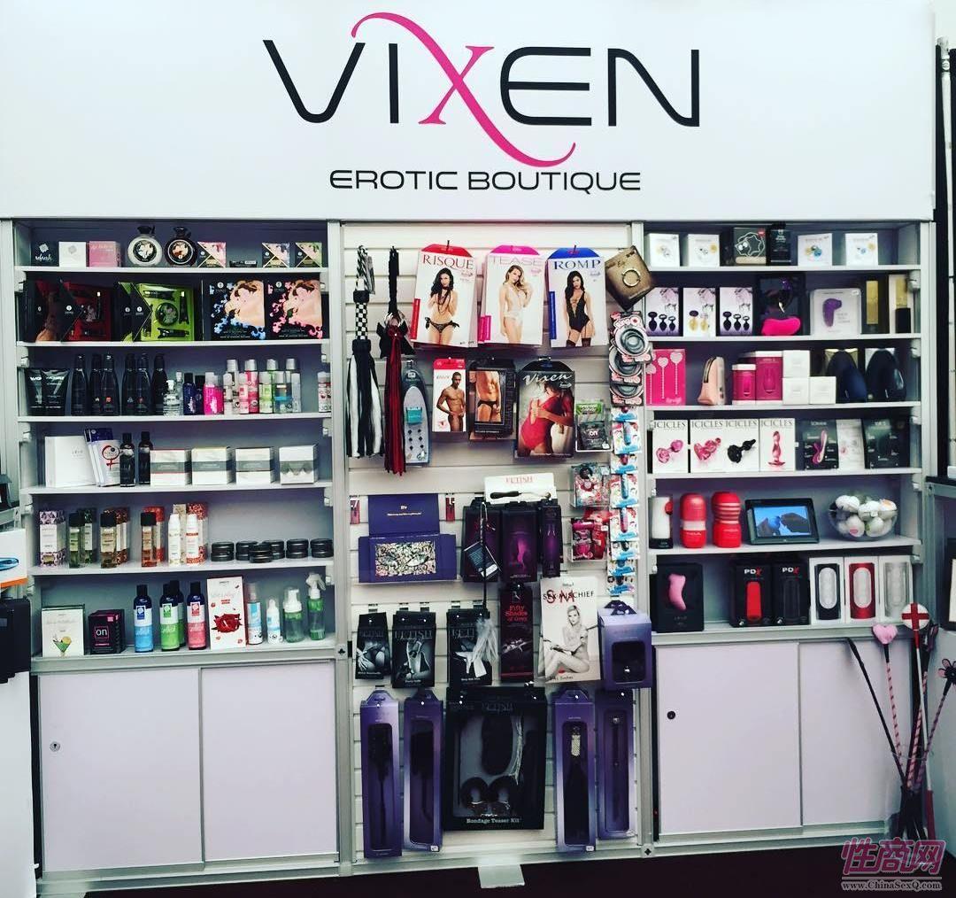 VIXEN展台