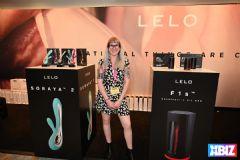 LELO公司展台