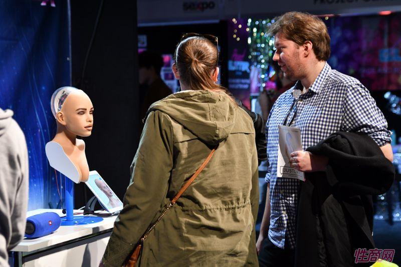 人工智能情趣娃娃