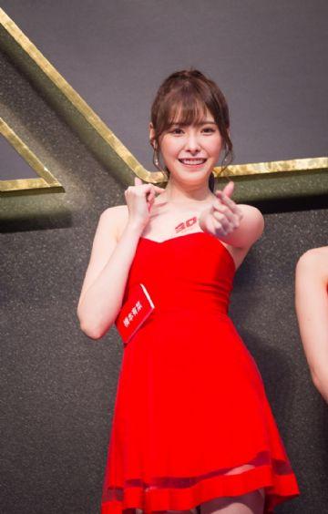 可爱的日本著名AV女优
