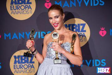 2019欧洲成人情趣大奖图片报道:获奖影星及企业