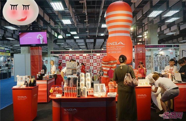TENGA的展�^。日本、台湾的情趣品牌和电商比较看重台湾成人博览