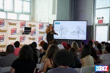 研讨会讲解女性生理结构