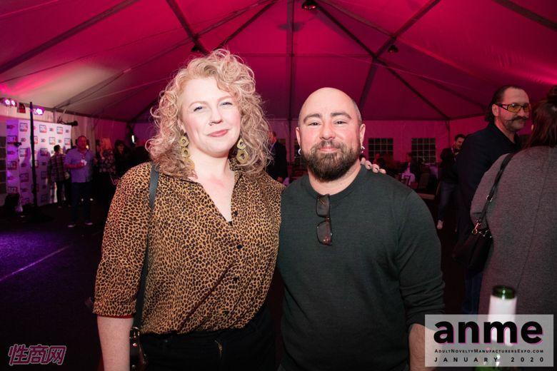 洛杉矶成人展ANME80年代主题派对 (82)