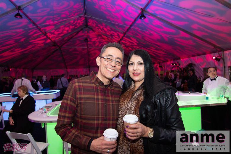 洛杉矶成人展ANME80年代主题派对 (134)