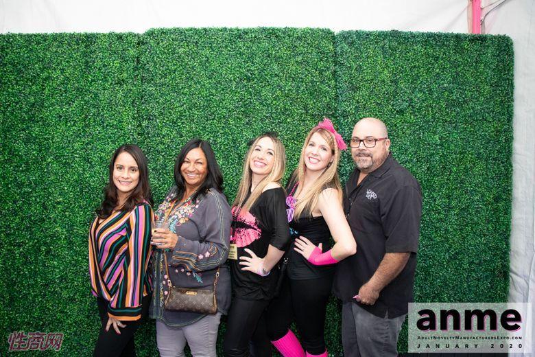 洛杉矶成人展ANME80年代主题派对 (20)