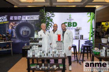 随着大麻合法化,越来越多CBD产品出现在情趣展会上