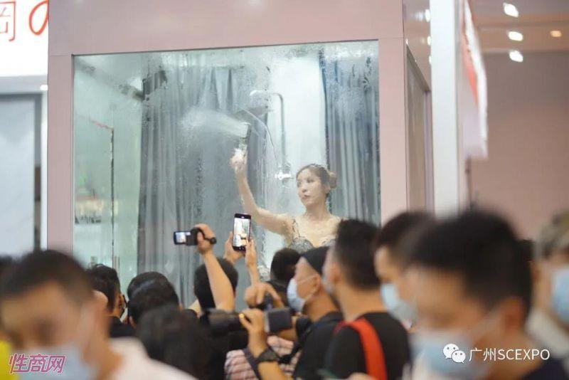 广州性文化节展会模特 (14)