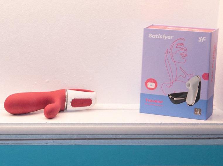 Satisfyer新推出的APP玩具