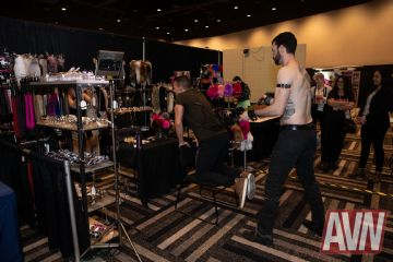 拉斯维加斯成人商业展AVN:展会现场 (111)