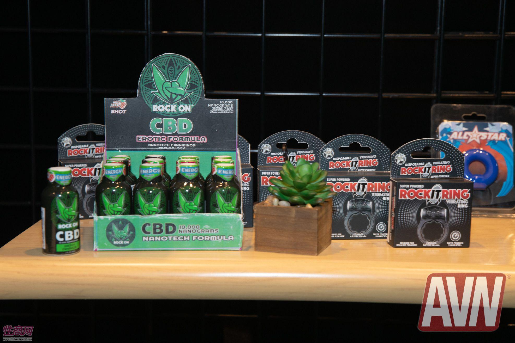 近两年在欧美流行的CBD产品