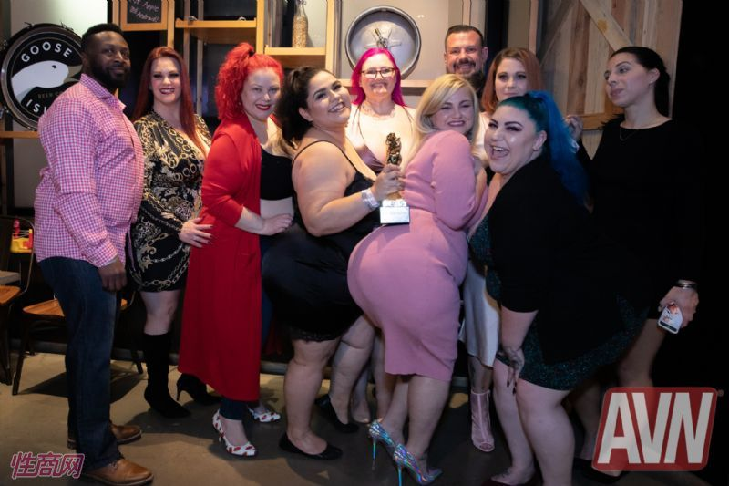 拉斯维加斯成人展AVNshow名人堂酒会(55)